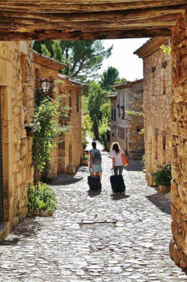 Rincón de Siurana en el Priorat de Tarragona