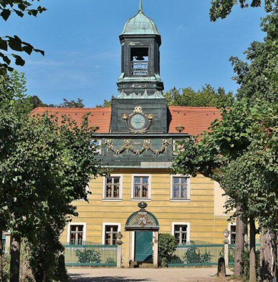 Villa Sorgenfrei en Radebeul cerca de Desde