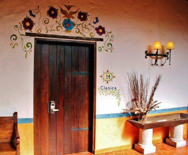 Hotel boutique La Casona de la Ronda en Quito