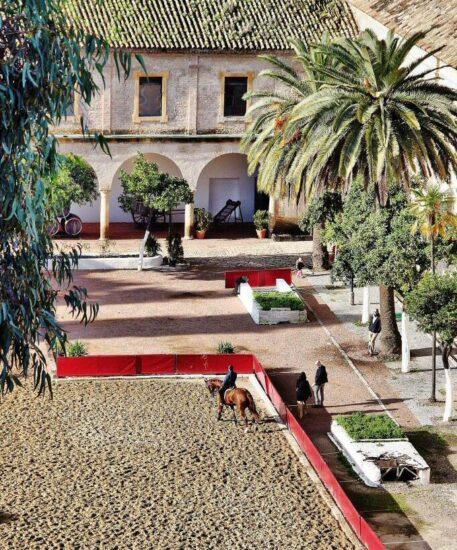 Caballerizas Reales en Córdoba