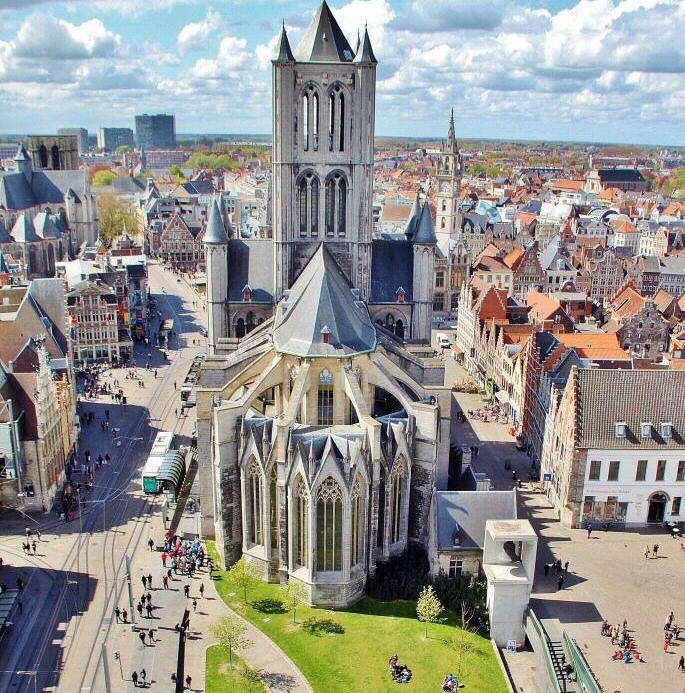 Qué Es Imprescindible Ver Y Hacer En Gante Bélgica Guías Viajar