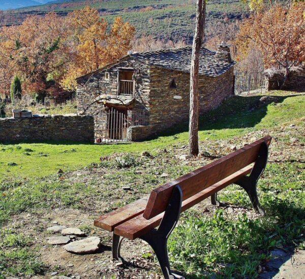 Campillo de Ranas, pueblo negro de Guadalajara