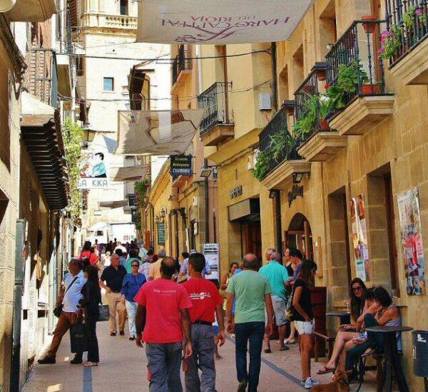 Vinos y tapas en La Herradura de Haro en La Rioja