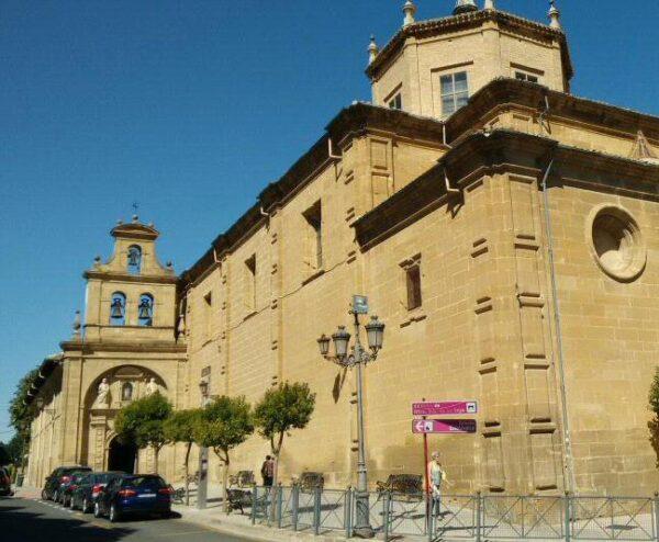 Basílica de Nuestra Señora de la Vega en Haro en La Rioja