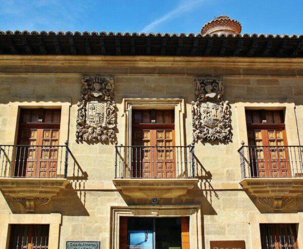 Palacio de las Bezaras en Haro en La Rioja