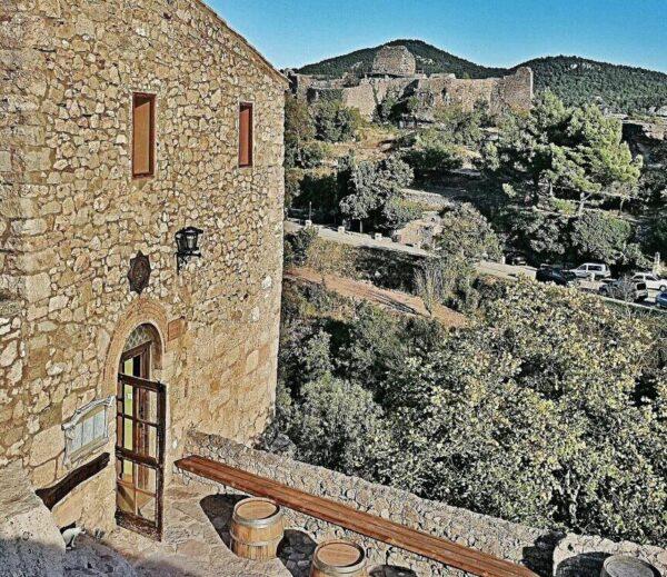 Refugio de montaña de Siurana en el Priorat de Tarragona
