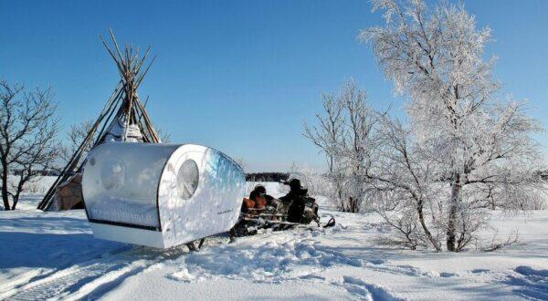 Safari Aventura Artica en Kemi en Laponia de Finlandia