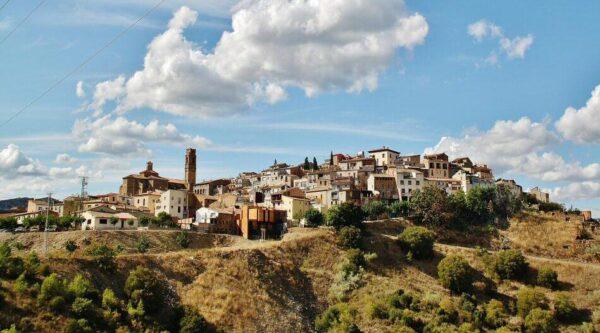 Gratallops en el Priorat en la provincia de Tarragona