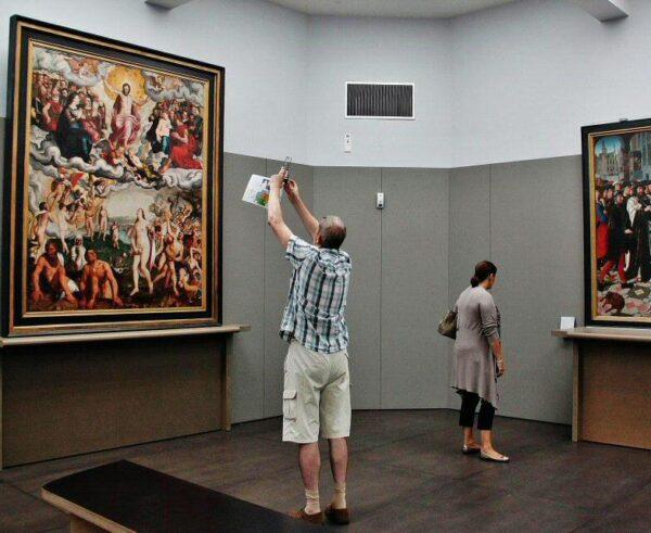 Museo Groeninge en Brujas