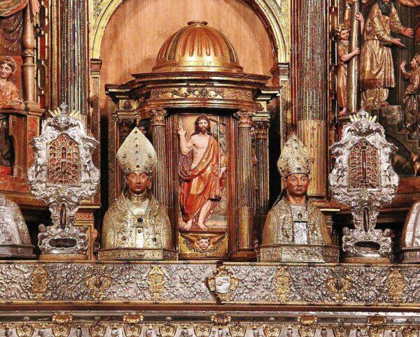 Altar Mayor de la catedral de Tarazona