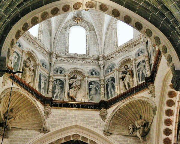 Cimborrio de la Catedral de Tarazona en Aragón