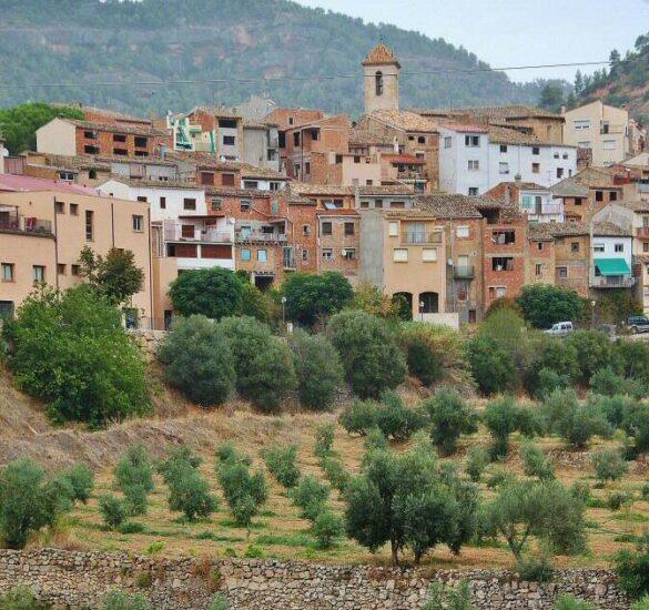Cabacés en Priorat en Tarragona