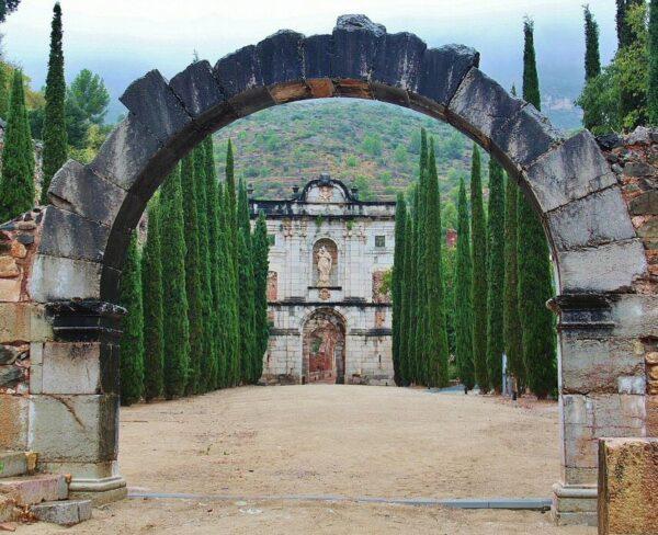 Cartuja de Escaladei en el Priorat en Tarragona