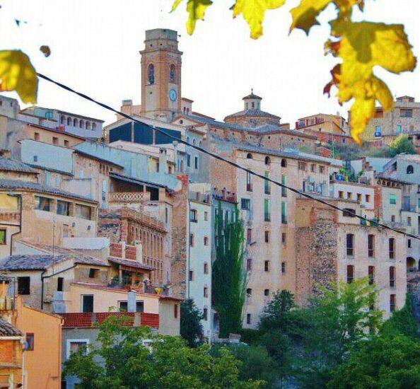 La Vilella Baixa en Priorat en Tarragona