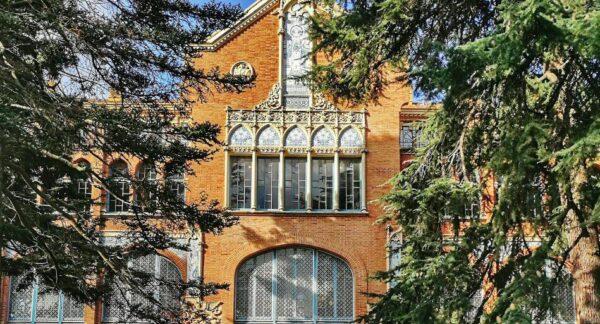 Pabellón Distinguidos en Instituto Pere Mata de Reus