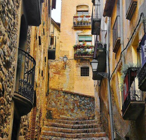 Rincón de Porrera en Priorat en Tarragona