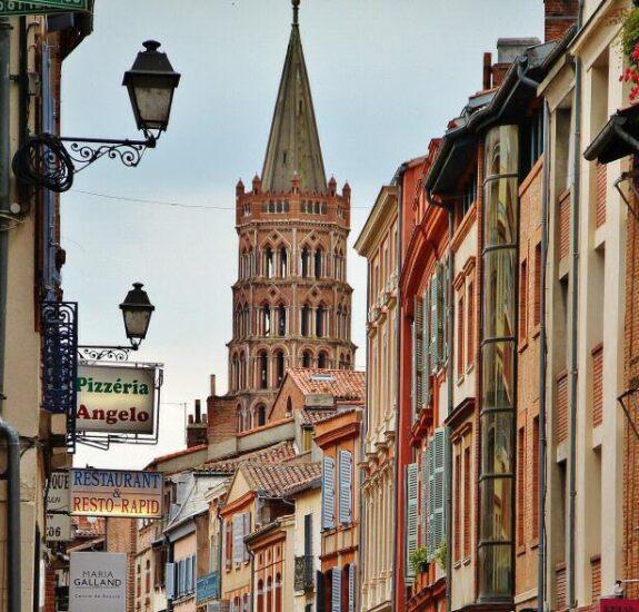 Calle del Toro en Toulouse
