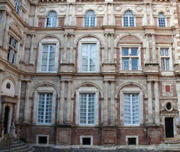 Palacete de Assezat en Toulouse