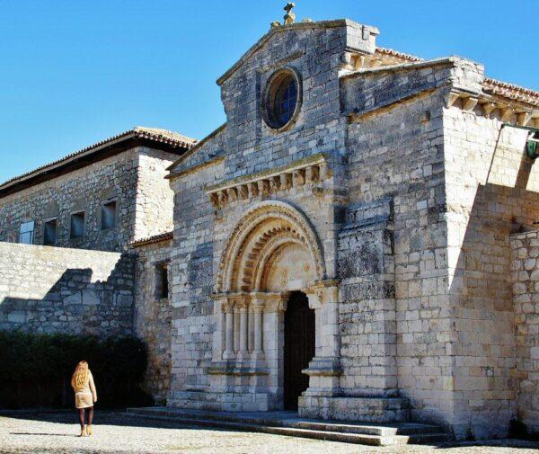 Iglesia mozárabe de Wamba en Valladolid