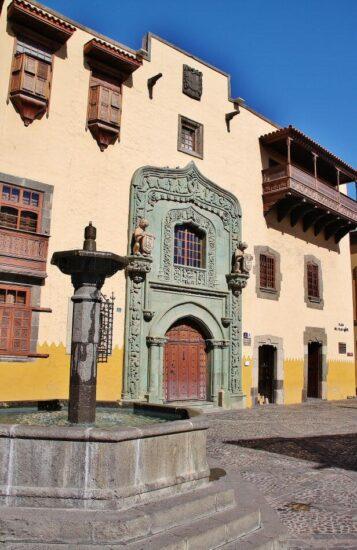 Museo Casa Colón de Las Palmas de Gran Canaria
