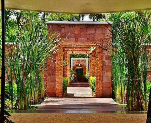 Hotel en Siem Reap en Camboya