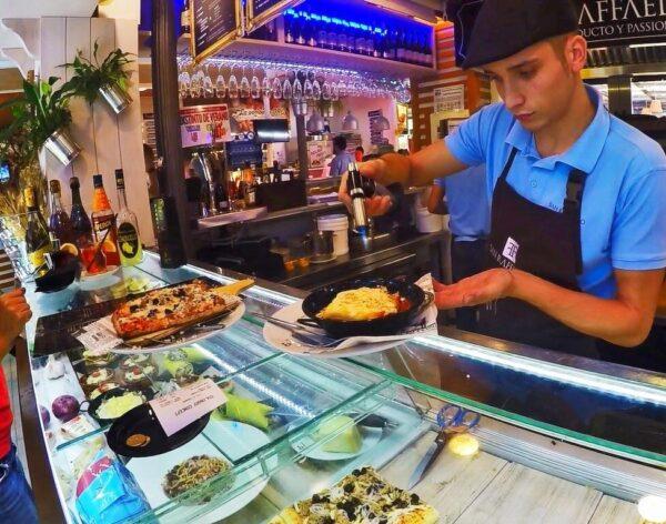 Mercado Victoria en Córdoba