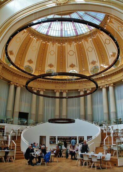 Centro comercial en Amberes