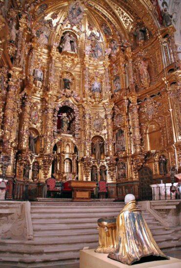 Iglesia de San Franicisco en Medina de Rioseco en Valladolid