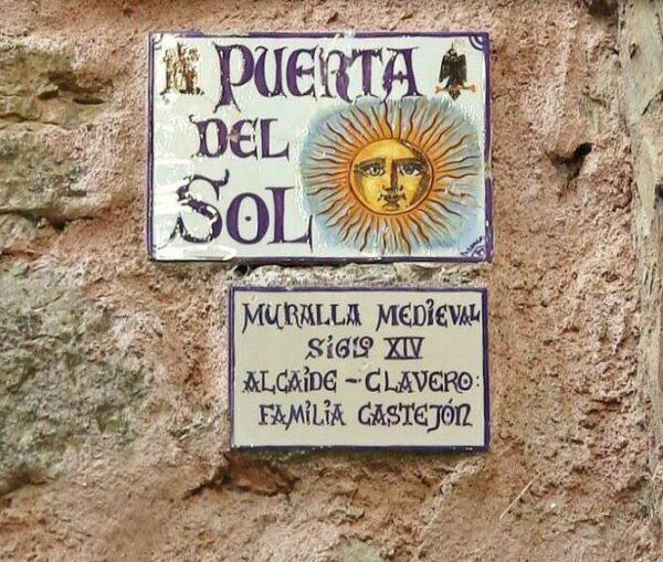 Rincón de Sigüenza en la provincia de Guadalajara