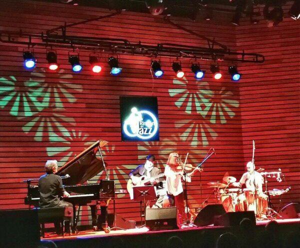 Jazz en el Auditorio de Las Palmas de Gran Canaria
