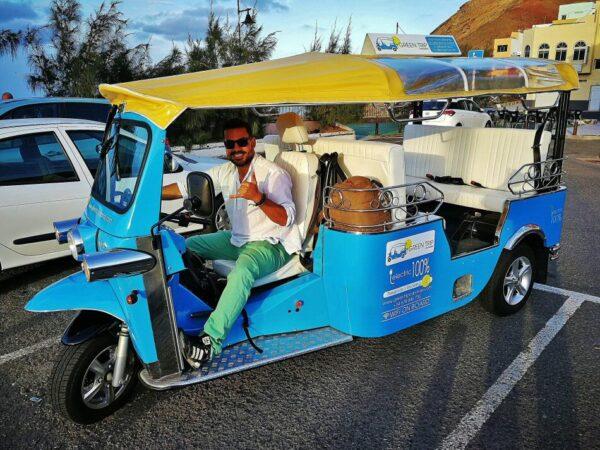 Tour en Tuc Tuc por Las Palmas de Gran Canaria