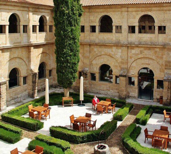 Hotel Abadía Retuerta Le Domaine en Valladolid
