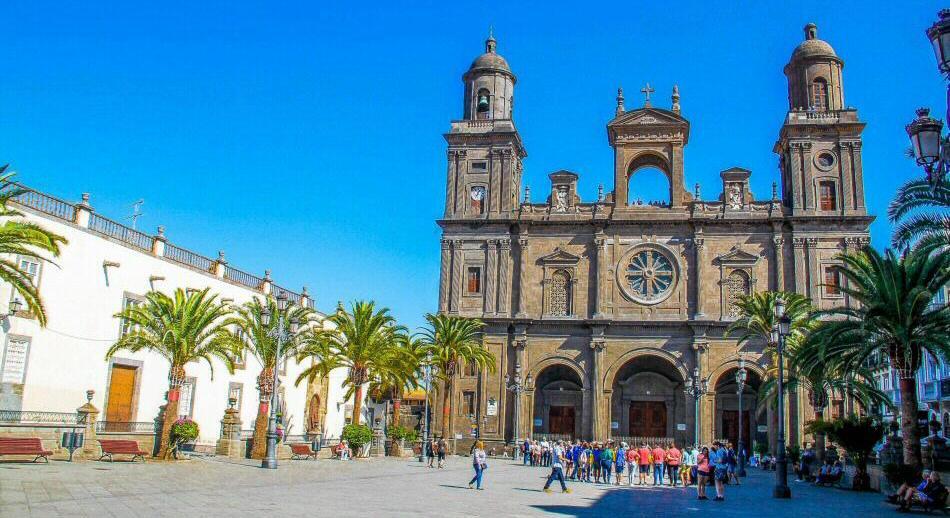 21 imágenes que invitan a visitar Las Palmas de Gran Canaria