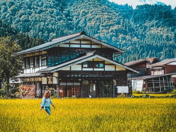 Pueblos posta de Magome y Tsumago