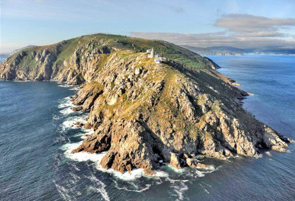 Ruta de los Faros en Galicia