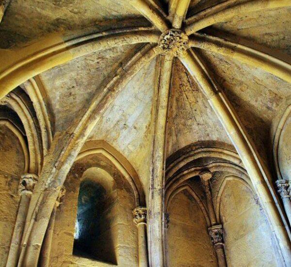 Interior de torre en Alcázar Reyes Cristianos de Córdoba