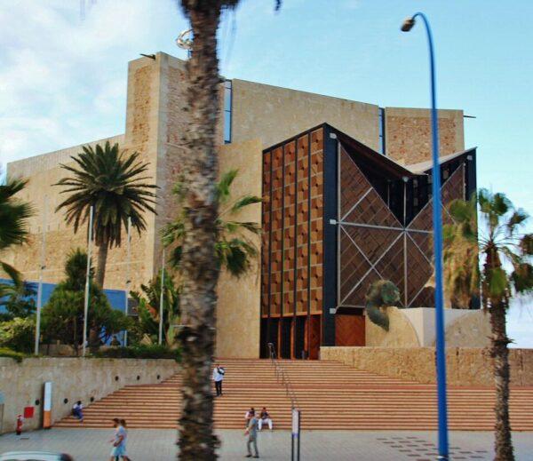 Auditorio Alfredo Kraus en Las Palmas de Gran Gran Canaria