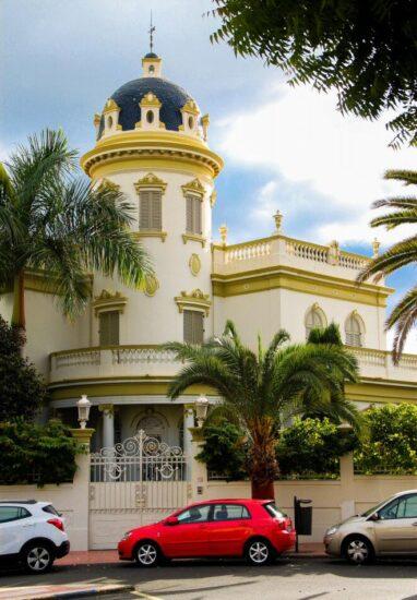 Ciudad Jardín en Las Palmas de Gran Canaria
