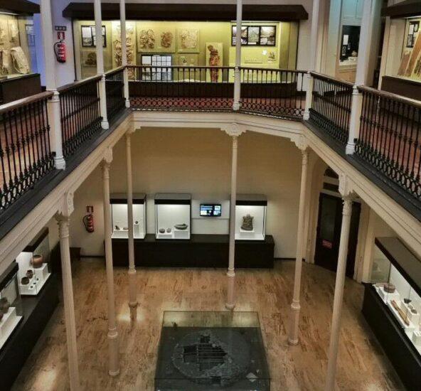 Museo Canario en Vegueta en Las Palmas de Gran Canaria