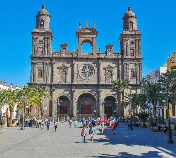Catedral de Las Palmas de Gran Canaria en Vegueta