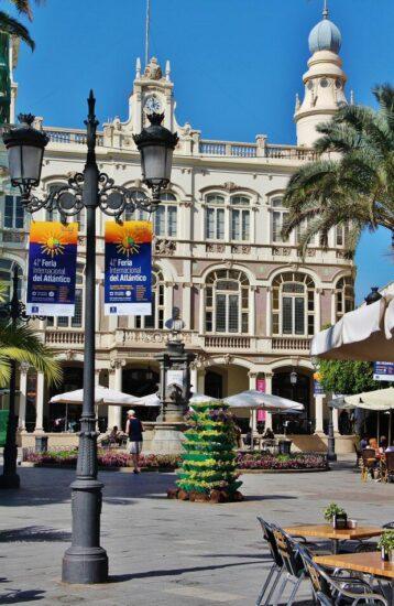Gabinete Literario en Triana en Las Palmas de Gran Canaria