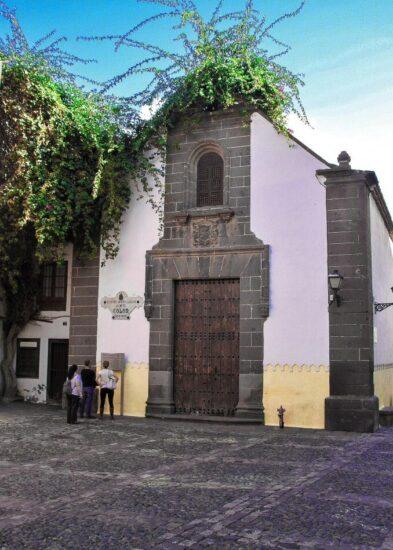 Ermita de San Antonio Abad en Las Palmas de Gran Canaria