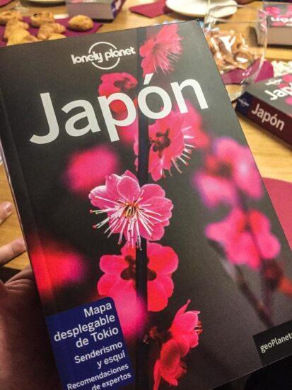 Guía Lonely Planet Japón