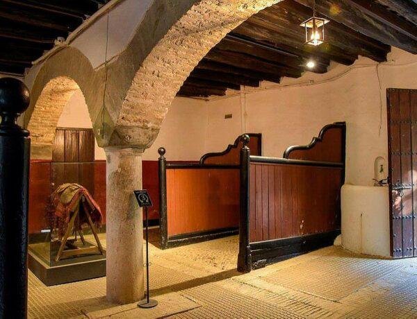 Caballerizas del Palacio de las Dueñas en Sevilla