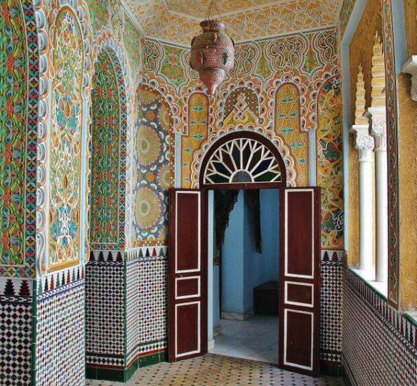 Hotel Continental en Tánger al norte de Marruecos