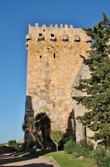 Paseo Arqueológico de las murallas romanas de Tarragona