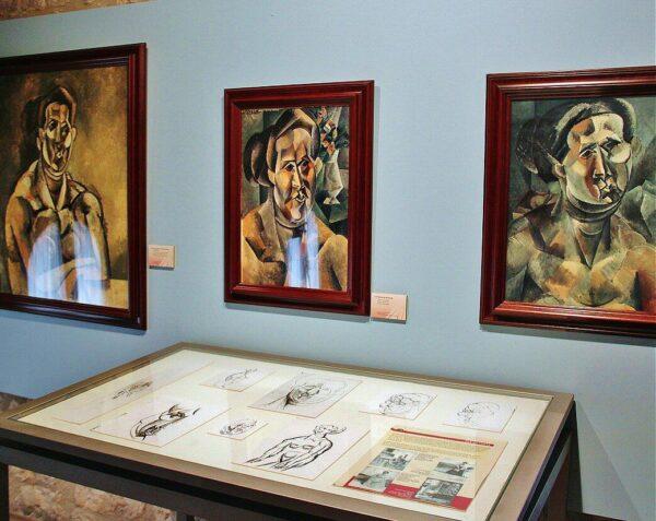 Centro Picasso en Horta de San Juan en Tarragona
