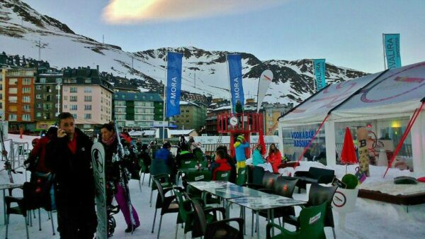 Esquiar en GrandValira en Andorra
