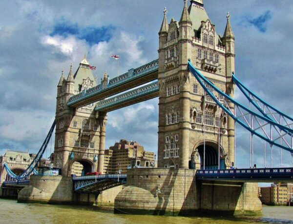 Tower Bridge en Londres