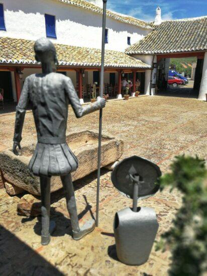 Venta del Quijote en Puerto Lápice en Castilla-La Mancha